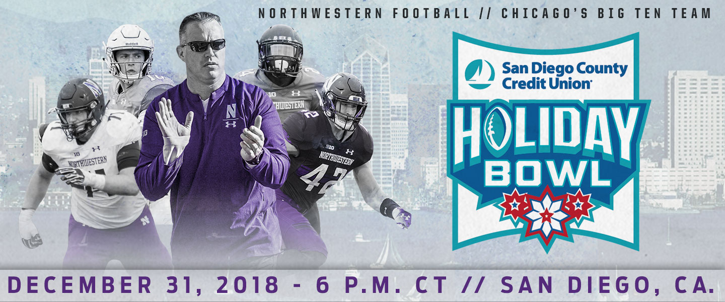 the best attitude 9d8d6 b0a80 Northwestern Alumni Association - 2018 Bowl Central